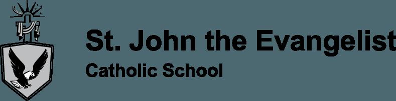 St. John the Evangelist Catholic School Logo